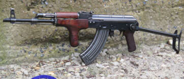 AK47 RIFLE BATTLE PICK UP STYLE ROMANIAN BFPU-UF