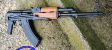 AK47 TROPHY RIFLE-WASR-10 PYRITE GOLD-ELEVENMILE ARMS