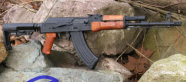 DEFINITIVE ARMS/WBP POLSKA CG1 ENHANCED AK47 -DAG 13