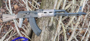 RILEY DEFENSE AK 47 RIFLE - GRAY GHOST