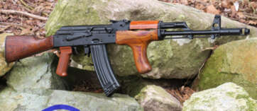 ROMANIAN AIMS 74 RIFLE 5.45X39 FIXED STOCK