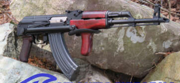 AK47 ROMANIAN MODEL 65 UNDER FOLDER RIFLE
