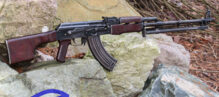 ROMANIAN RPK RIFLE-BFPU