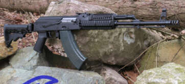 WBP FOX AK47 RIFLE-M4 SF TACTICAL