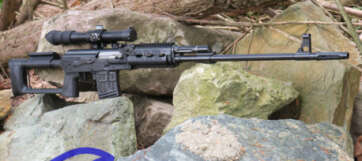 ZASTAVA ARMS M91 SNIPER RIFLE