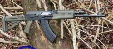 ZASTAVA ARMS ZPAPM70 AK47 1.5MM OLIVE GREEN